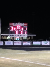 Final Score: 3-1 Sanderson Spartans!